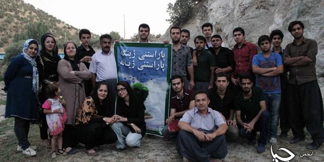 """حضور کمیته آموزش در روستای""""زکریان"""""""