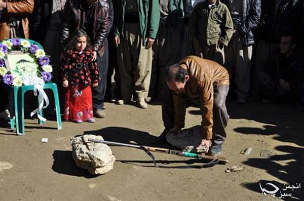 فیلم سونامی تفنگ کشان شکارچیان کردستان
