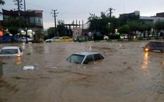 تکذیب ترک برداشتن سد دز/ رکورد بزرگترین سیلاب ایران شکسته شد