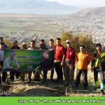 کاشت بذر بلوط توسط گروه کوهنوردی انجمن سبز چیا – کوه امام ، مریوان