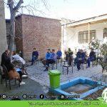 """برگزاری جلسه آموزشی """" نقش سازمانهای مردم نهاد در مدیریت بحران"""""""